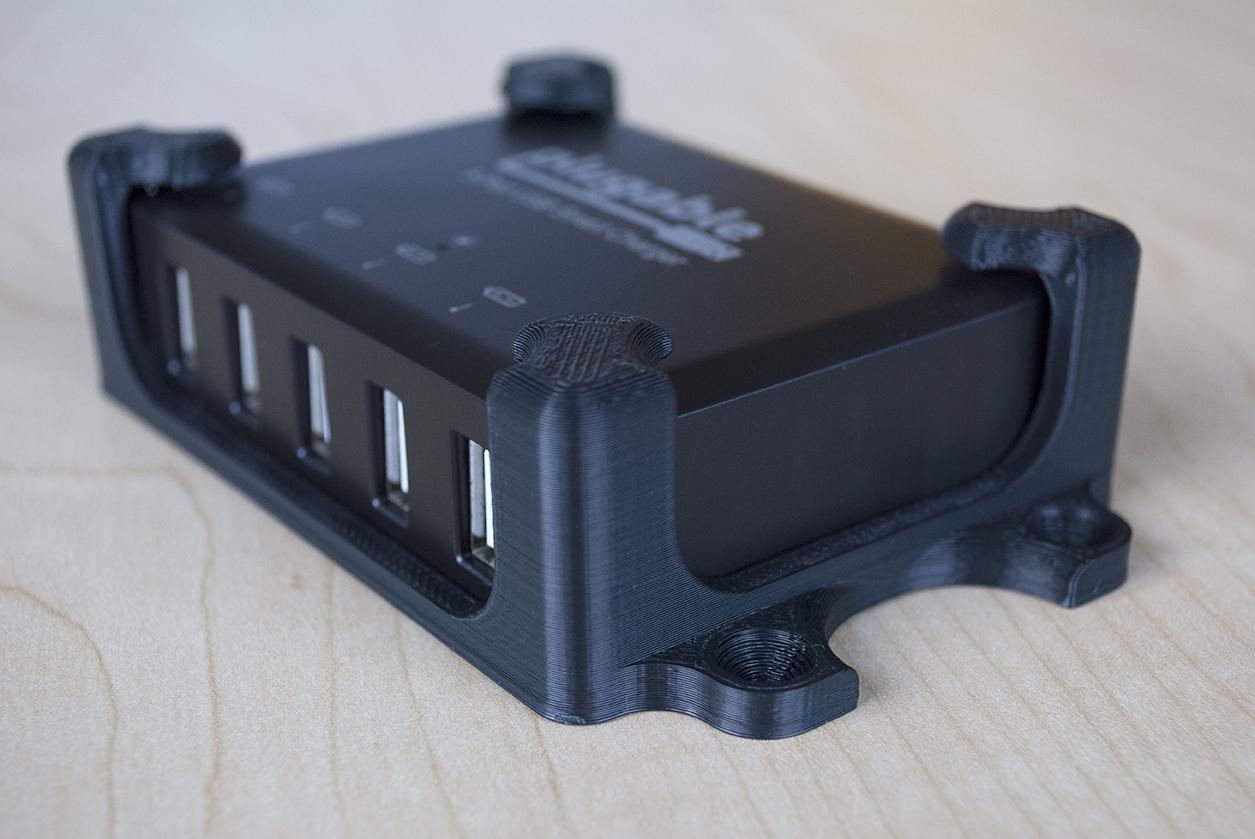 USB-C5TX in mount