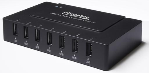 Plugable's USB2-HUB7BC