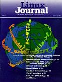 Cover for Linux Journal Issue No. 3