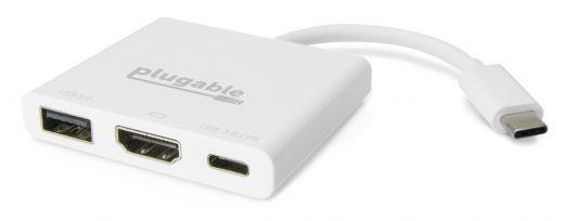 Plugable's USB-C Mini Dock