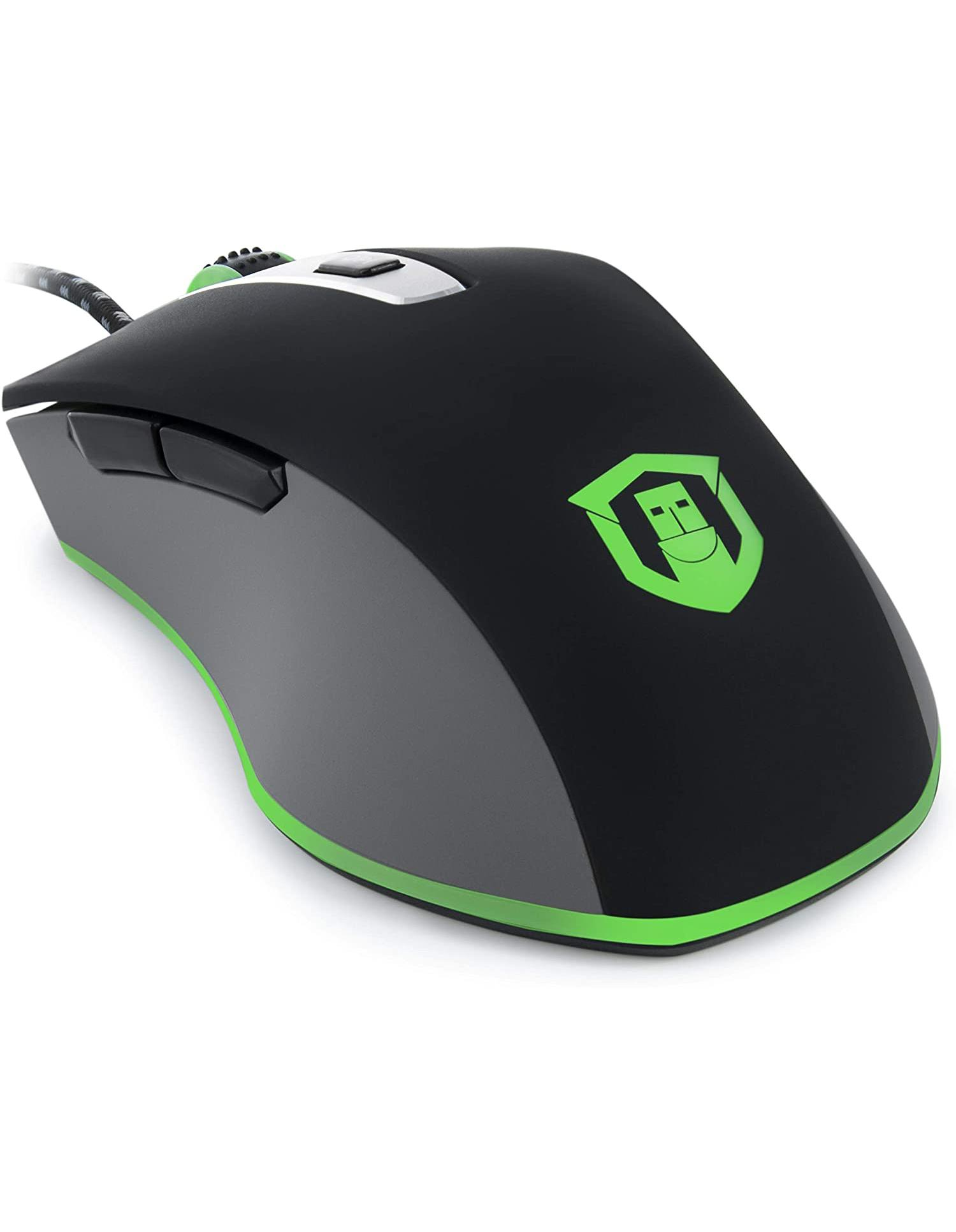 Plugable's precision gaming mouse