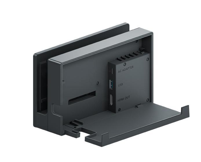 Nintendo Switch dock back