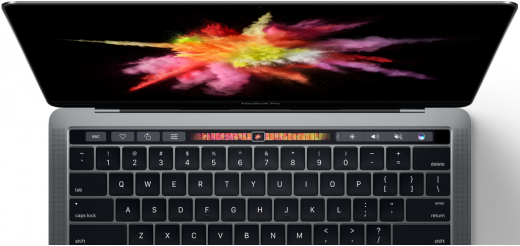 The new 2016 MacBook Pro