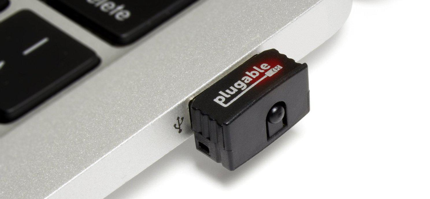 Plugable Nano WiFi Adapter