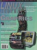 Cover of Linux Journal Issue 64 from August 1999