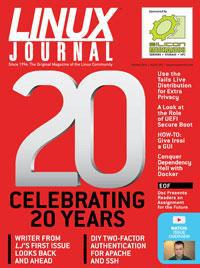 Cover of Linux Journal Issue 239