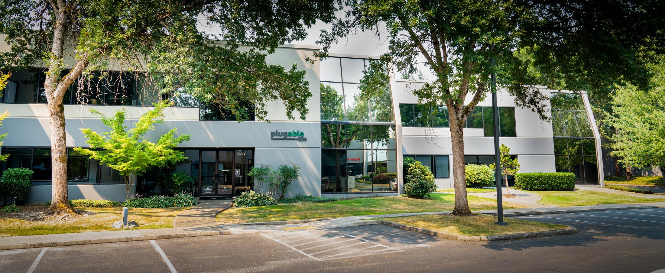 Plugable 2021 company office photo