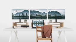Featured image for Plugable's Triple HDMI Docking Station Turns One USB-C Port Into 3 Displays