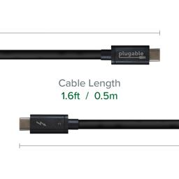 Thumbnail of 1.6ft/0.5m cable length