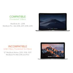 Thumbnail of Compatibility for the Dual Displayport Adapter for Mac