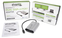 Thumbnail of Packaging of the Dual Displayport Adapter for Mac