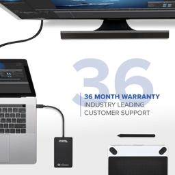 Thumbnail of 36 month warranty and technical support