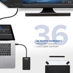 Thumbnail of Image of Thunderbolt 3 480GB NVME Solid State Drive Warranty