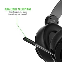 Thumbnail of Microphone schematic for Plugable Performance Onyx Gaming Headset