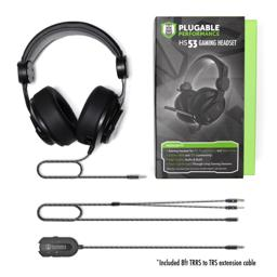 Thumbnail of Packaging Details for Plugable Performance Onyx Gaming Headset