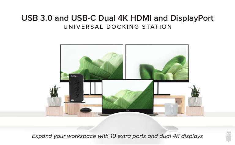 docking station lifestyle image