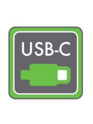 usb-c icon