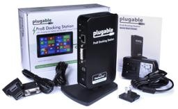 Thumbnail of Box Contents of the Pro8 Docking Station