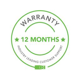 Thumbnail of 12-month warranty for the Pro8 Docking Station