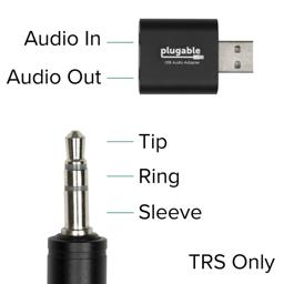 USB-AUDIO Port Compatibility