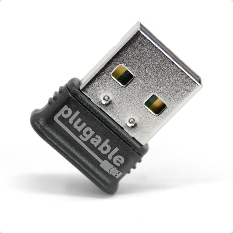 Main image of the Plugable Bluetooth adapter