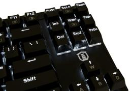 Thumbnail of close-up image of the system keys