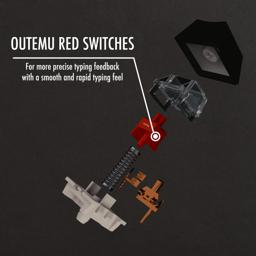 Thumbnail of outemu red switches