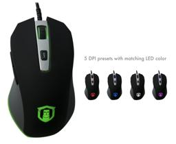 Thumbnail of LED image of the Mouse