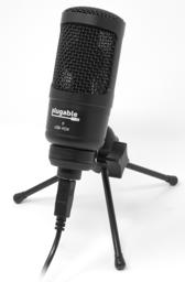 Thumbnail of main image of the Plugable Studio USB Microphone