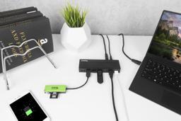 Thumbnail of Back ports of the USB 3.0 7-port Hub