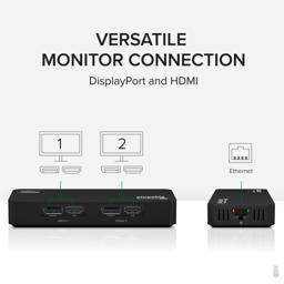 Thumbnail of monitor connections USBC-6950UE
