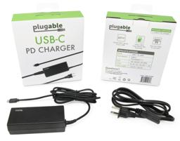 Thumbnail of Image of the product packaging for the Plugable USBC-PS-60W